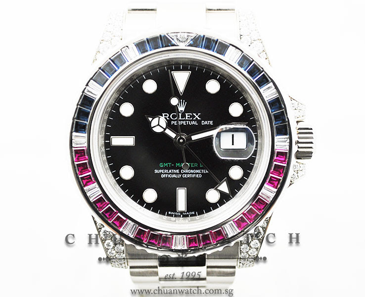 Rolex GMT-Master II 116759SARU