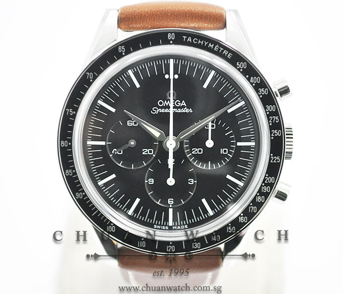 Omega Speedmaster Moonwatch Chronograph Sapphire Numbered Edition