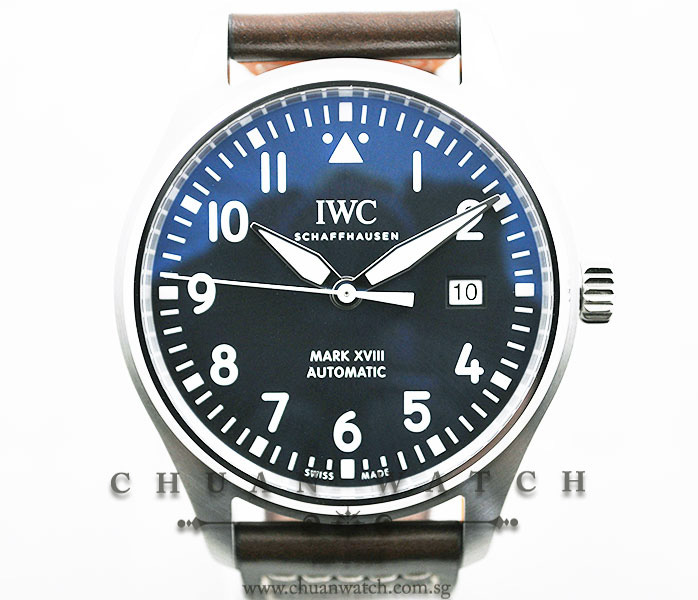 cheap for discount 69f2b ed85a IWC Pilots Watch Automatic 40mm Mark XVIII Le Petit Prince ...