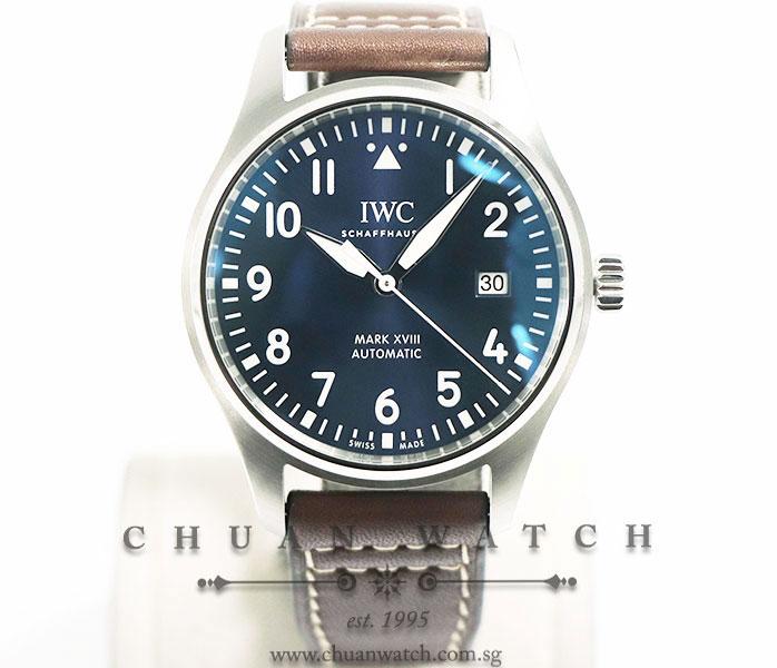 IWC Pilots Watch Mark XVIII Le Petit Prince Edition 40mm